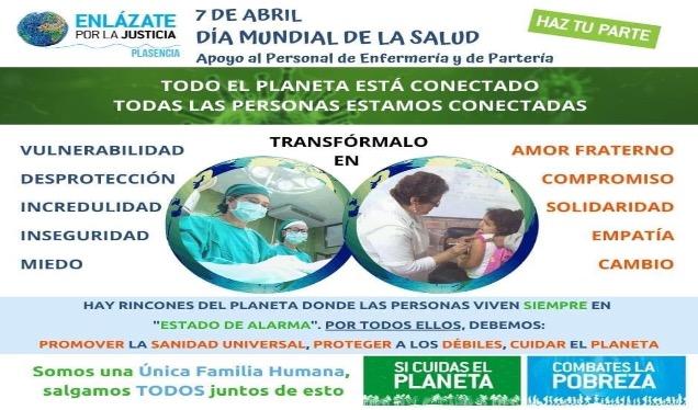 Día Mundial de la Salud 2020