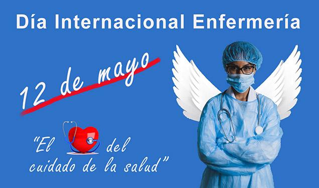 Día Internacional de la Enfermería.